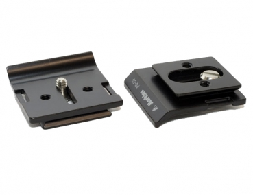 Markins Camera plate PG-50 for Canon EOS 5DS R with BG-E11