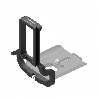 Markins quick release LN-D5 L-plate adapter for PN-D4, Nikon D5