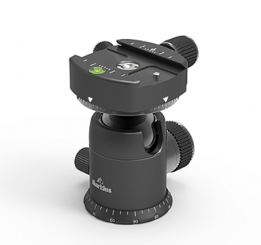 Markins ball head Q3i-P Emille with Panorama Quick shoe
