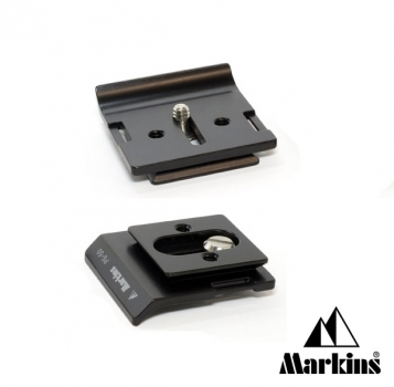 Markins Camera Plate PG-50 for Nikon D600/D610/D7100/D7200 with Grip