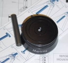 Markins Base plate TB-30 for Series 3 Gitzo Tripods