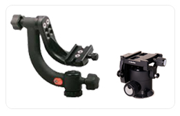 Gimbal Heads & more