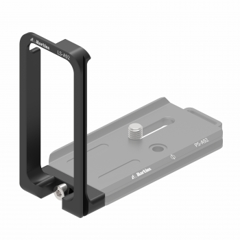 Markins L-plate part for Sony alpha A7R IV, Sony A9 II