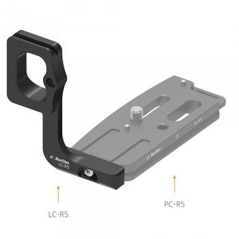 Markins L-plate part for Canon EOS R5, R6