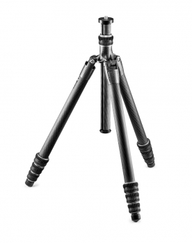 Gitzo Traveler Tripod GT2545T Series 2 Carbon 4 sections, no head