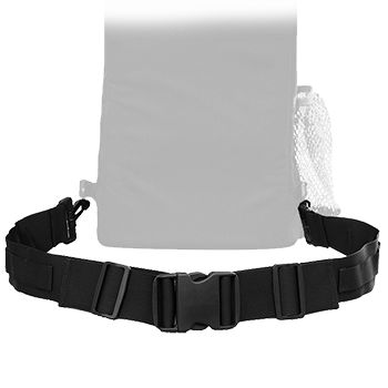 LensCoat Waist Belt for Xpandable Lens Bag