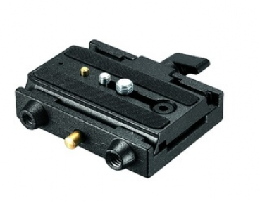Manfrotto-577 Quick Release Adapter with Sliding Plate