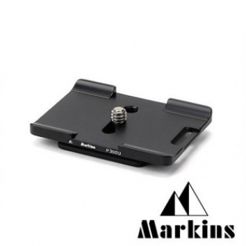 Markins Camera Plate P300U for Nikon D300, D300s