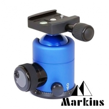 Markins Ball Head Q-Ball Q3i Emille blue