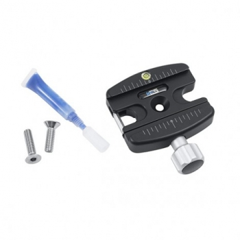 Kirk QRC-2.6CS Quick Release Shoe with Countersunk Hole