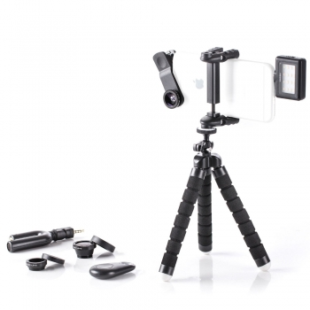 Micnova MQ-MPK01 Mini Mobile Photography Kit for iPhone & more