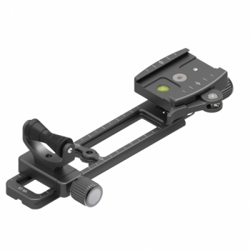 Markins Holder VR-15LS with lever release-without battery grip