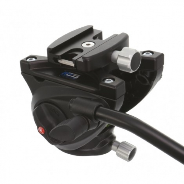 Kirk  Bridge System for the Manfrotto MVH 500 Fluid Video Head
