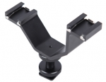 Double Camera Shoe Adapter