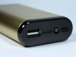 Solmeta 6 6000mAh Power Bank External Battery Mobile Charger