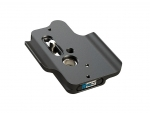 Kirk quick release camera plate PZ-181 for Sony A7RIV with VG-C4EM