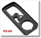 Kirk quick release camera plate PZ-80 for Canon 10D